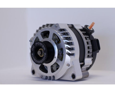 370 Amp XP High Output Alternator (GMC Sierra 2020 6.2L V8)