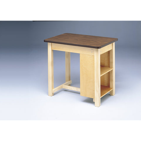 Bailey End Shelf Taping Table Model 12