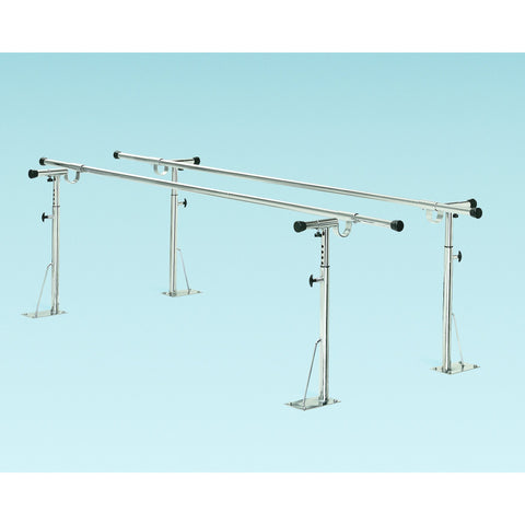 Bailey Floor Mounted Parallel Bars 510 - 524