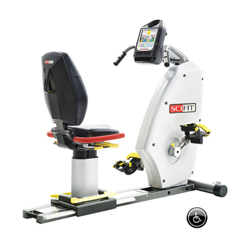 SciFit Inclusive Fitness ISO7000R Recumbent Bike 10-6064 - General Medtech