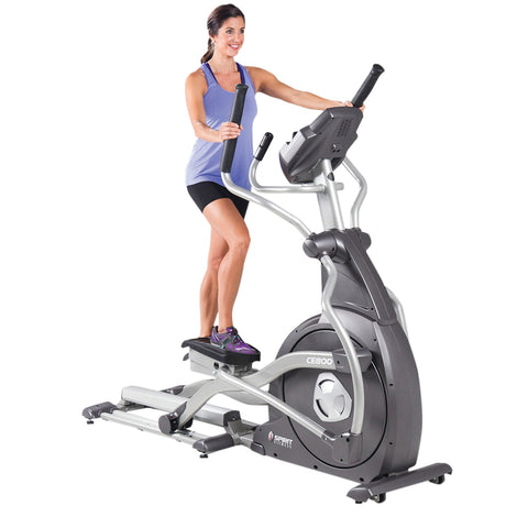 Spirit Fitness CE800 Elliptical 10-6074 - General Medtech
