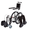 Image of ActiveAid 922 Rehab Shower / Commode Chair - Folding - General Medtech