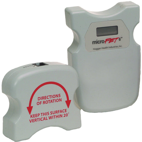 MicroFET microFET6 Wireless Dual Digital Inclinometer 12-0289W - General Medtech