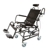 Image of ActiveAid 1218 Pediatric Rehab Shower / Commode Chair - Tilt - General Medtech