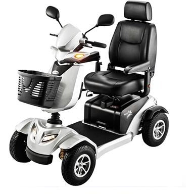 Merits Silverado 4-Wheel Full Suspension Electric Scooter S941A - General Medtech