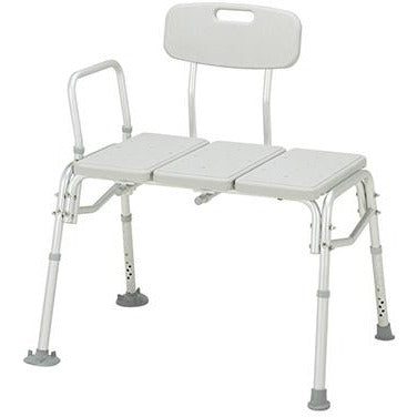 Merits Transfer Bath Bench Bariatric A312 (Pack of 2) - General Medtech