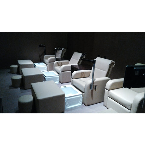 TouchAmerica Destiny / Harmony Pedicure Chair 31070 / 31008 - General Medtech