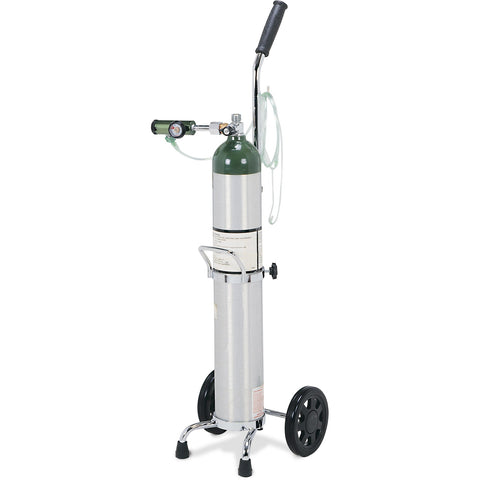 Merits Adjustable Cylinder Cart X901 (Pack of 2) - General Medtech
