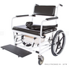 Image of ActiveAid 720 Bariatric Rehab Shower / Commode Chair - General Medtech