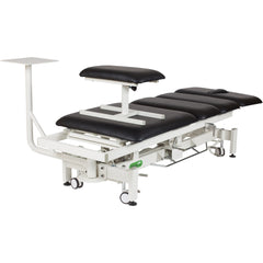 Image of MedSurface Traction Hi-Lo Treatment Table With Stool 30364