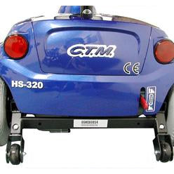 CTM 3 Wheel Mobility Scooter HS-320 - General Medtech