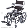 Image of ActiveAid 285 Rehab Shower / Commode Chair - Tilt - General Medtech