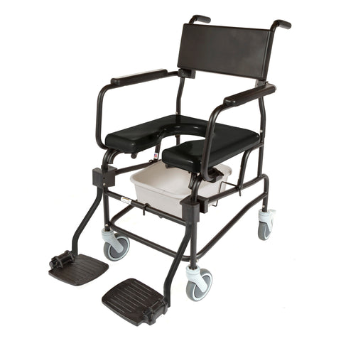 ActiveAid 600 Rehab Shower / Commode Chair