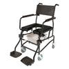 Image of ActiveAid 600 Rehab Shower / Commode Chair - General Medtech