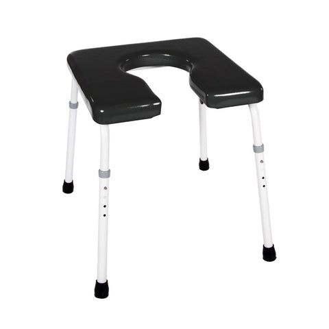 ActiveAid 101 Rehab Shower / Commode Chair - Bath / Toilet Modular System - General Medtech