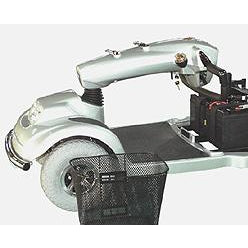 CTM 4 Wheel Mobility Scooter HS-890 - General Medtech