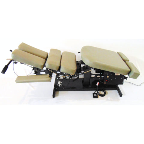 Accuflex Eclipse Electric Flexion Chiropractic Table - General Medtech