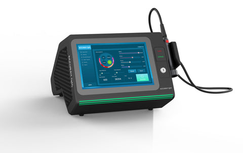 Accuflex ACCURAY Q45 SMART S50D 45W Four Wavelength Phsiotherapy System(Android System) - General Medtech