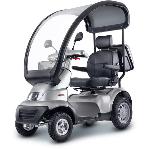 Afikim Afiscooter S4 Breeze 4 Wheel Mobility Scooter FTS4483 - General Medtech