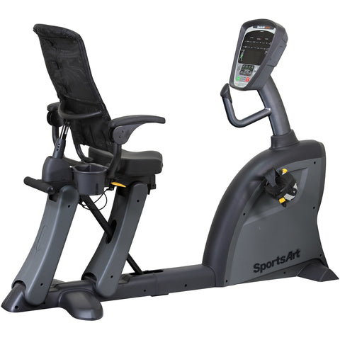 SportsArt Fitness C521M Recumbent Rehab Cycle 10-6083