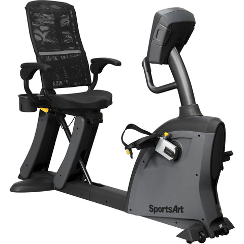 SportsArt Fitness C521M Recumbent Rehab Cycle 10-6083 - General Medtech