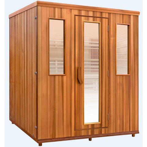 Health Mate Elevated Health Infrared Sauna HM-FSE-5-CD-CL - General Medtech