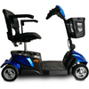 Image of EV Rider CityCruzer Transport 4 Wheel Mobility Scooter