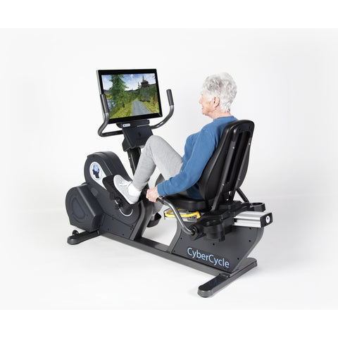 Medical Fitness Solutions CyberCycle Recumbent Bike
