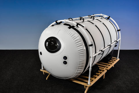 "Summit to Sea 46"" Grand Dive Pro Hyperbaric Chamber - General Medtech"
