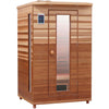 Image of Health Mate Enrich 2 Infrared Sauna HM-ASE-2-CD-CL - General Medtech
