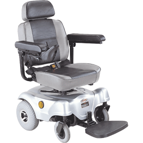 CTM Power Wheelchair HS-1000 - General Medtech