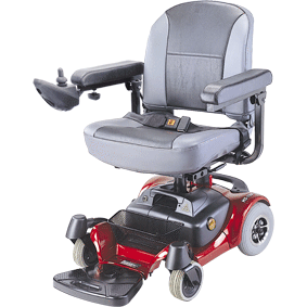 CTM Power Wheelchair HS-1500 - General Medtech