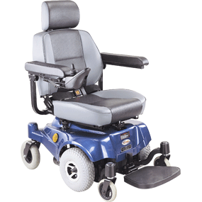 CTM Power Wheelchair HS-2800 - General Medtech