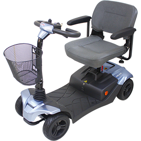 CTM 4 Wheel Mobility Scooter HS-328 - General Medtech