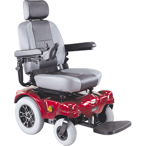CTM Power Wheelchair HS-5600 - General Medtech