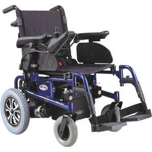 CTM Power Wheelchair HS-6200 - General Medtech