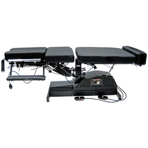 Leander Chiropractic Table LT 950 Motorized Flexion Distraction Variable Height