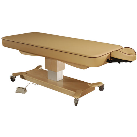 "Master Massage 30"" MaxKing Comfort Electric Table D23125 - General Medtech"