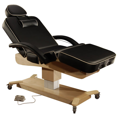"Master Massage 30"" MaxKing Salon Electric Table D23155 - General Medtech"