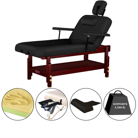 "Master Massage 31"" Montclair Stationary Massage Table 67245 - General Medtech"
