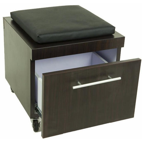 TouchAmerica PediStool with Drawer 41059-01