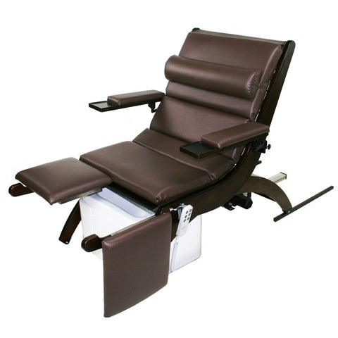 TouchAmerica Motorized Breath Pedi-Lounge 31050 - General Medtech
