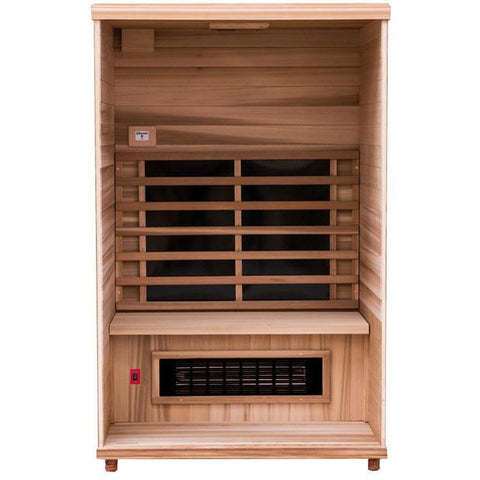 Health Mate Renew 2 Infrared Sauna HM-BSE-2-BT-CL