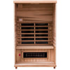 Image of Health Mate Renew 2 Infrared Sauna HM-BSE-2-BT-CL - General Medtech