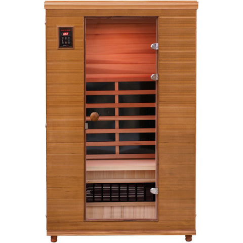 Health Mate Renew 2 Infrared Sauna HM-BSE-2-BT-CL - General Medtech