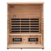 Image of Health Mate Renew 3 Infrared Sauna HM-BSE-3-BT-CL - General Medtech