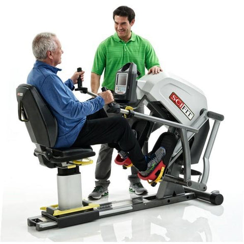 SciFit StepOne Total Body Recumbent Stepper 10-6090 - General Medtech