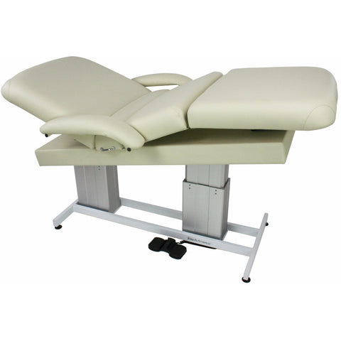 TouchAmerica Atlas Dual-Pedestal Massage Table 11380