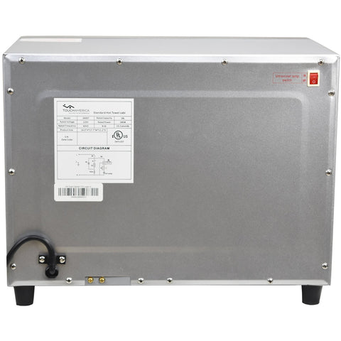 TouchAmerica Hot Towel Cabinet 34007 / 34006 - General Medtech