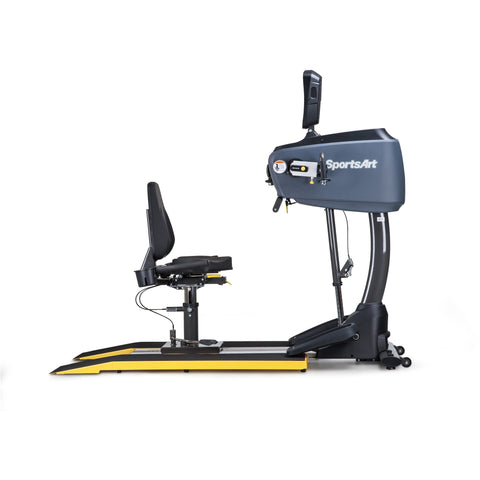 SportsArt Fitness UB521M Upper Body Bilateral Ergometer 10-6088 - General Medtech